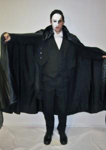 Phantom of the Opera Halloween Costumes