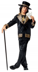 Pimp Costume for Kids