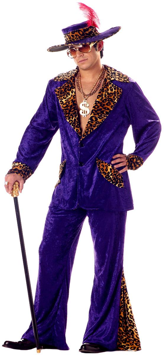 Pimp Costumes  sc 1 st  Parties Costume & Pimp Costumes (for Men Women Kids) | Parties Costume