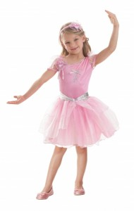Pink Ballerina Costume