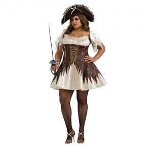 Pirate Costume Plus Size