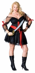 Pirate Plus Size Halloween Costumes