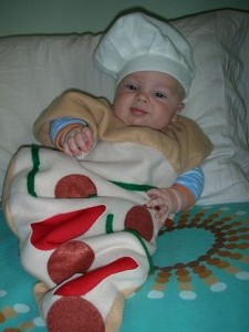 Pizza Costume Baby
