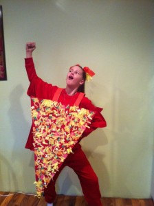 Pizza Costume Ideas