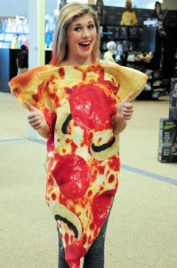Pizza Costume Images
