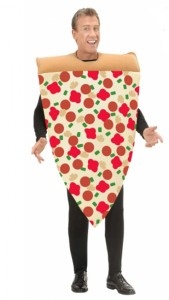 Pizza Costume Pictures