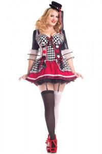 Plus Size Circus Costume