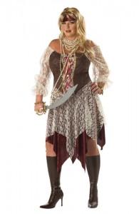 Plus Size Pirate Costume