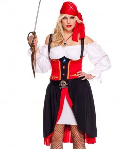 Plus Size Pirate Costumes Women
