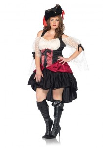 Plus Size Pirate Costumes for Women