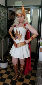 Plus Size She-Ra Costume
