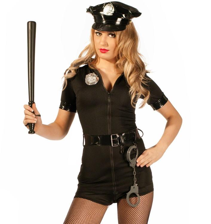 Police Officer Costumes For Men Women Kids