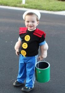Popeye the Sailor Man Costume