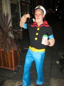 Popeyes Costume