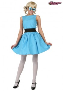 Powerpuff Girl Costume