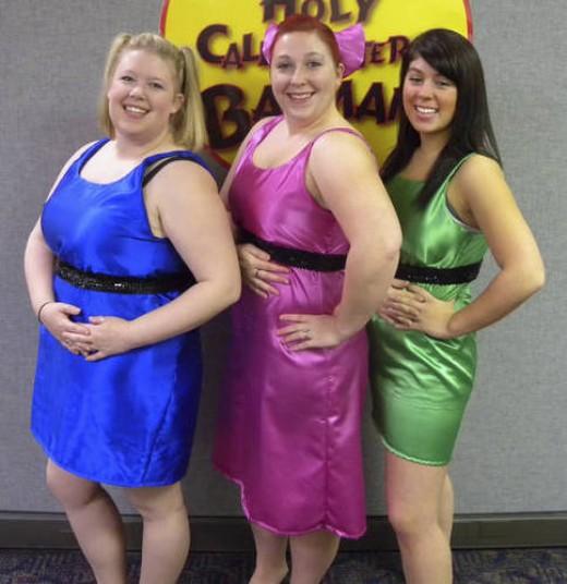 Powerpuff Girls Costumes - PartiesCostume.com