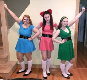 Powerpuff Girls Adult Costumes