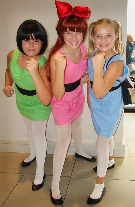 Powerpuff Girls Costumes Parties Costume