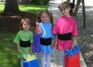 Powerpuff Girls Costumes for Kids