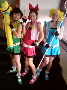 Powerpuff Girls Costumes for Teenagers