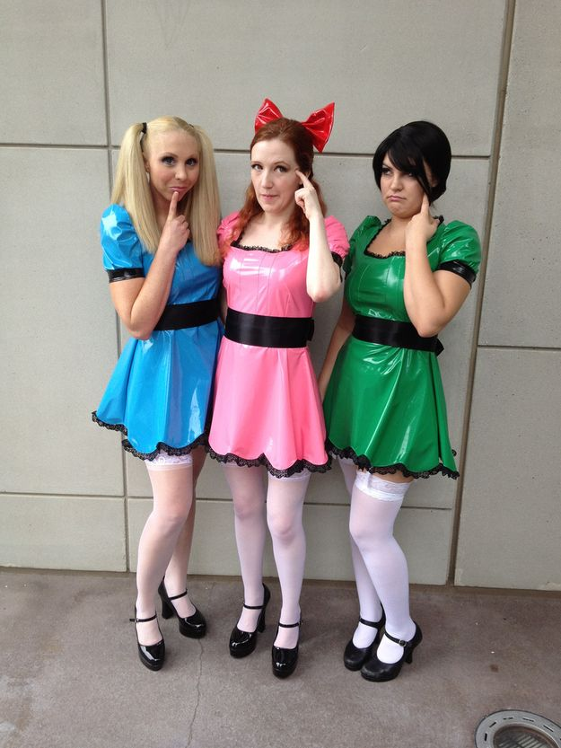 powerpuff girls costumes