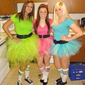 Powerpuff Girls Tutu Costumes