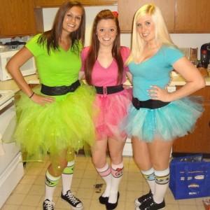 Powerpuff Girls Tutu Costumes