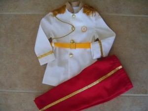Prince Charming Baby Costume