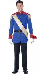 Prince Charming Costume DIY