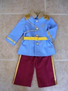 Prince Charming Costume Kids