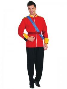 Prince Charming Costume Men