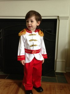 Prince Charming Costume Toddler