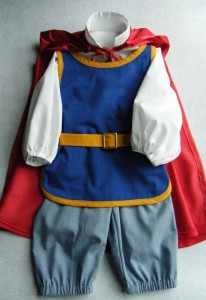 Prince Costume DIY