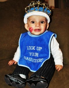 Prince Costume for Baby