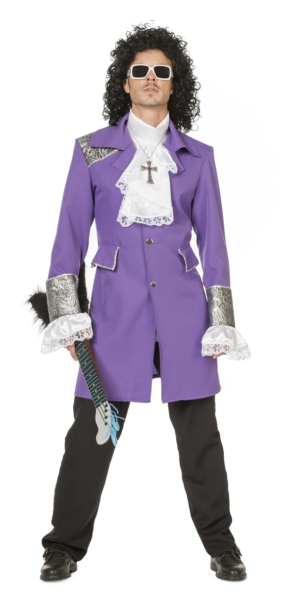 The Gallery For Gt Prince Purple Rain Costume For Men  sc 1 st  Meningrey : singer costumes  - Germanpascual.Com
