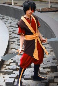 Prince Zuko Costume