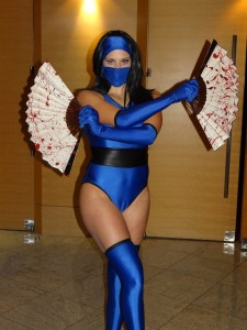 Princess Kitana Costume
