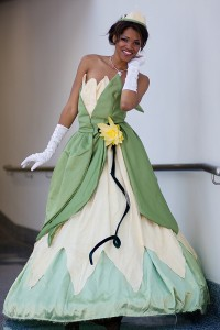 Princess Tiana Adult Costume