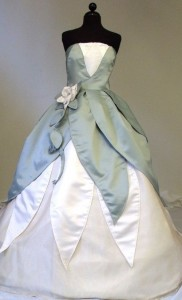 Princess Tiana Costume Adults