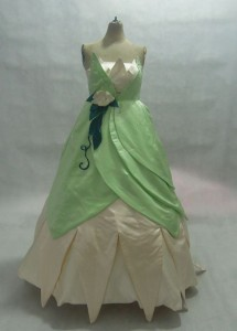 Princess Tiana Costume for Adults