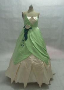 Princess Tiana Costume for Adults