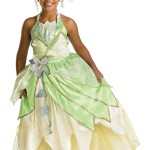 Princess Tiana Costume for Girls