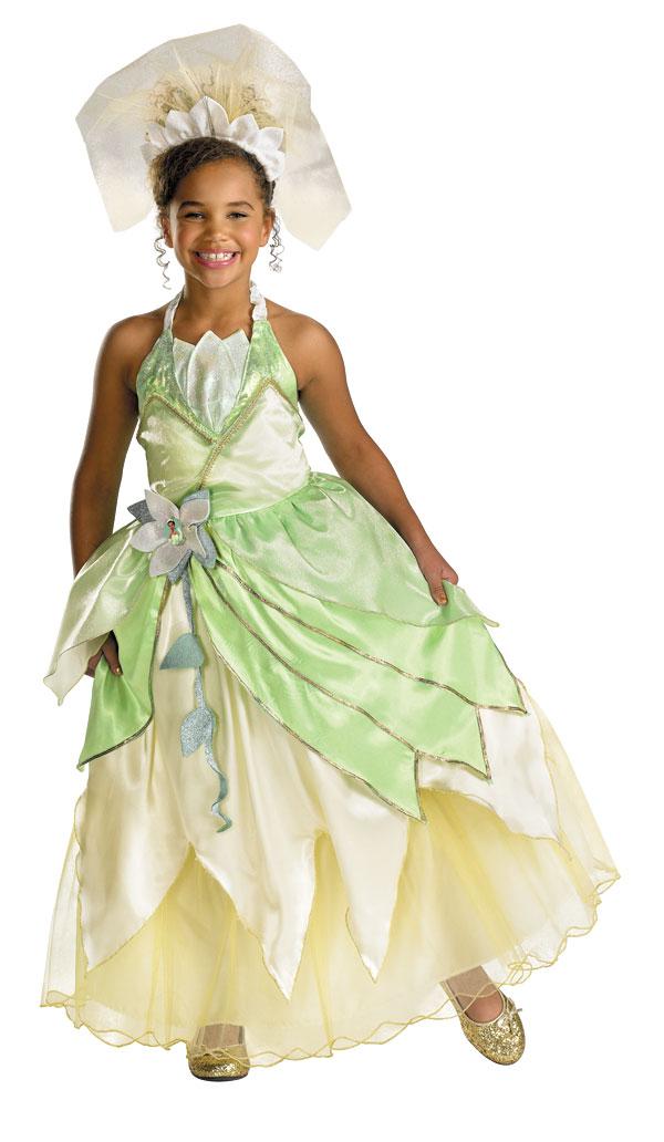 Princess tiana costumes parties costume - Costume princesse disney adulte ...