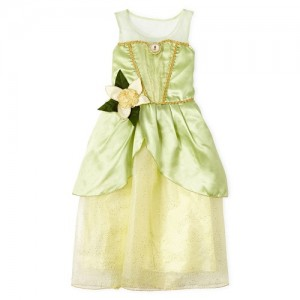 Princess Tiana Costume for Toddlers