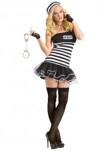 Prisoner Costume for Women