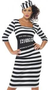 Prisoner Halloween Costumes