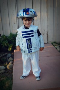 R2D2 Costume Images