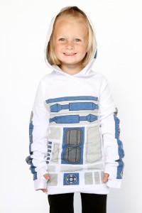 R2D2 Costume Kids