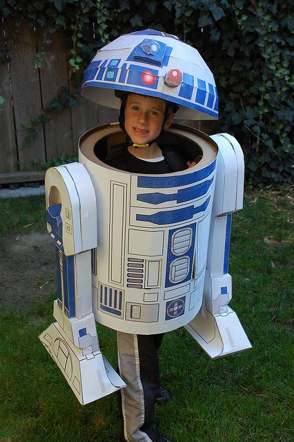 R2d2 Costume R2D2 Costumes | Partie...