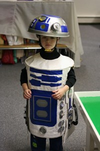 R2D2 Costumes